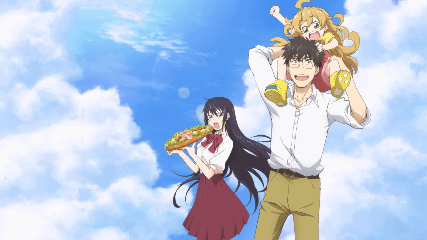 Amaama to Inazuma Subtitle Indonesia Batch