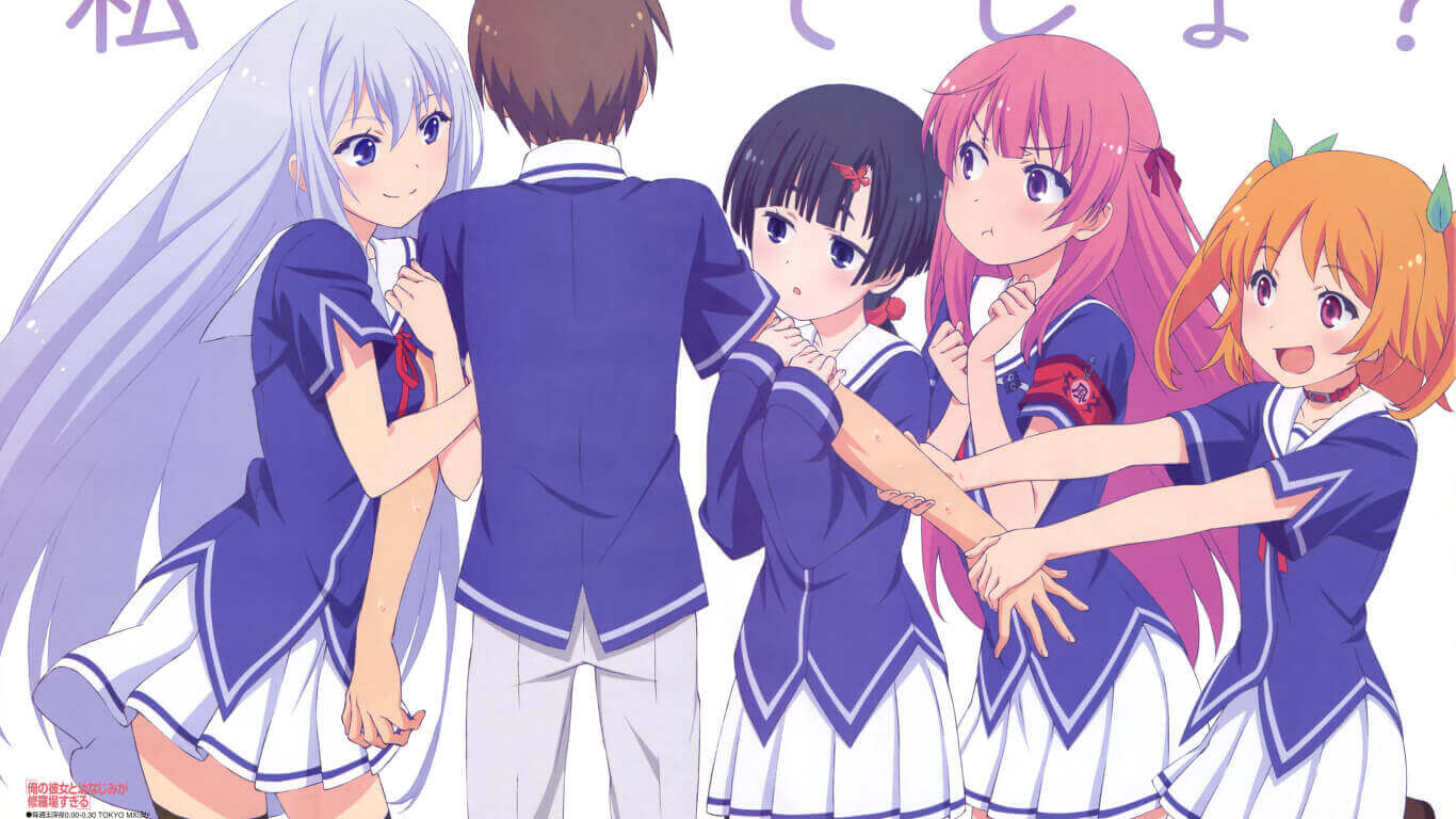 Oreshura BD Subtitle Indonesia Batch