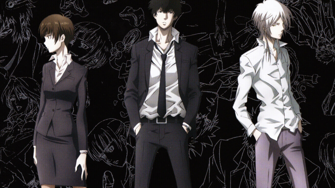 Psycho-Pass S2 BD Subtitle Indonesia Batch