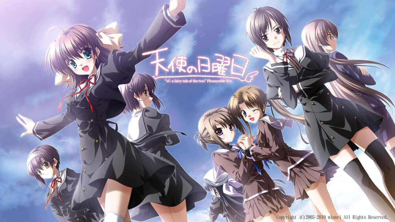 ef: A Tale of Memories BD Subtitle Indonesia Batch