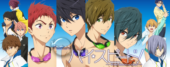 Free!: Eternal Summer Batch Subtitle Indonesia