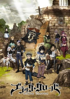 Black Clover (TV) Episode 30 Subtitle Indonesia