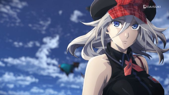 alisa god eater anime girl