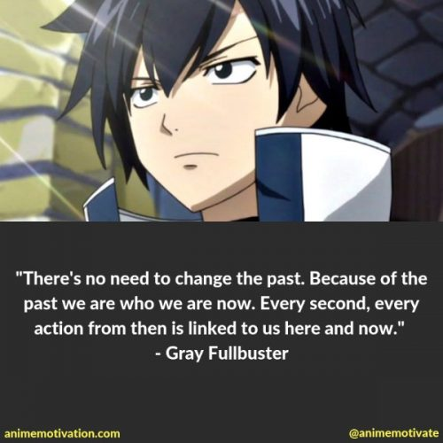 Gray Fullbuster quotes 7