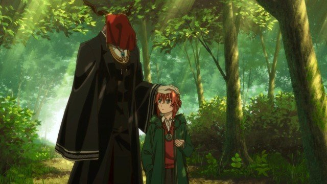 the ancient magus bride elias and hatori