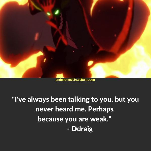Ddraig quotes dxd 2