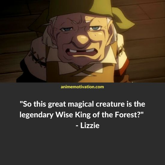 Lizzie overlord quotes
