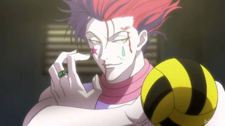 hisoka pretty boy