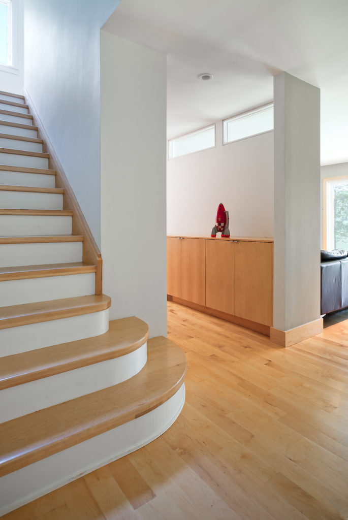 Architectural Residential architectural interiors
