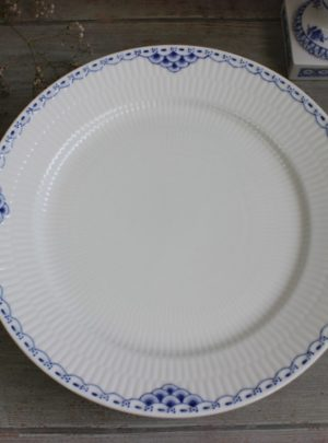 "Royal Copenhagen ""Princess"" dinner plates 4 pcs."