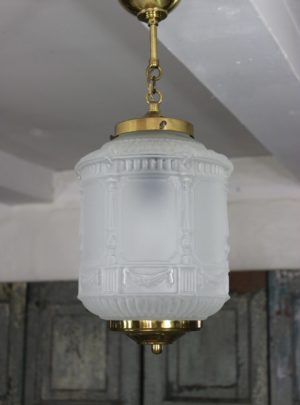Estimate Swedish hall lamp from the late 1900s.