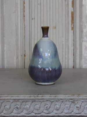 Beautiful Swedish vase by R. Putterson -Helsingborg