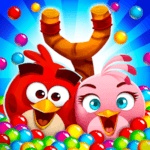 Angry Birds POP Bubble Shooter Mod Apk 3