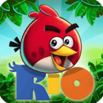 Angry Birds Rio Mod Apk (Unlimited Coins) 1