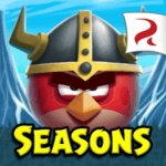 Angry Birds Seasons Mod Apk (Unlimited Coins) 4