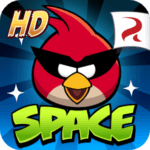 Angry Birds Space HD Mod Apk (Unlimited Boosters) 2