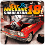 Car Mechanic Simulator 18 Mod Apk 7