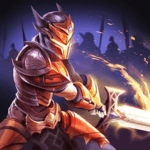 Epic Heroes War Mod APK (Coins/Gold/Crystals) 3