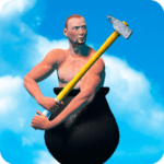 Getting Over It with Bennett Foddy Apk + OBB 4