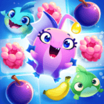Fruit Nibblers MOD APK (Unlimited Coins) 1