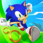 Sonic Dash Mod Apk - Red Star Rings for Android 5