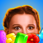 The Wizard of Oz Magic Match 3 Mod Apk | Lives/Boosters 6
