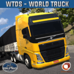 World Truck Driving Simulator Mod Apk + OBB for Android 1