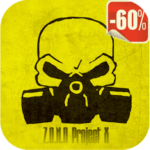 Z.O.N.A Project X Mod Apk - Post-apocalyptic shooter. 2