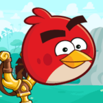 Angry Birds Friends Mod Apk (Unlimited Boosters) 1