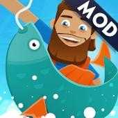 Hooked Inc: Fisher Tycoon مهكرة للاندرويد