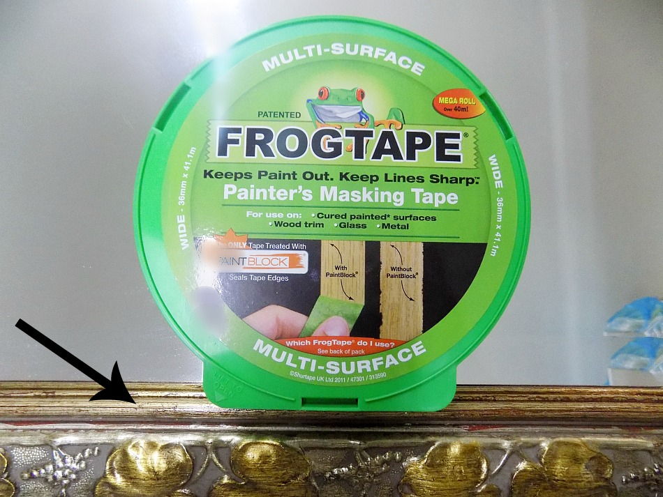 how to apply frogtape