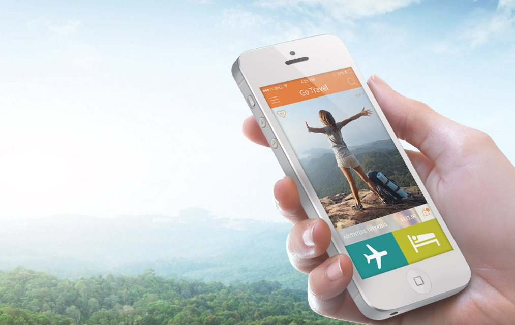 Applications mobile voyage asie