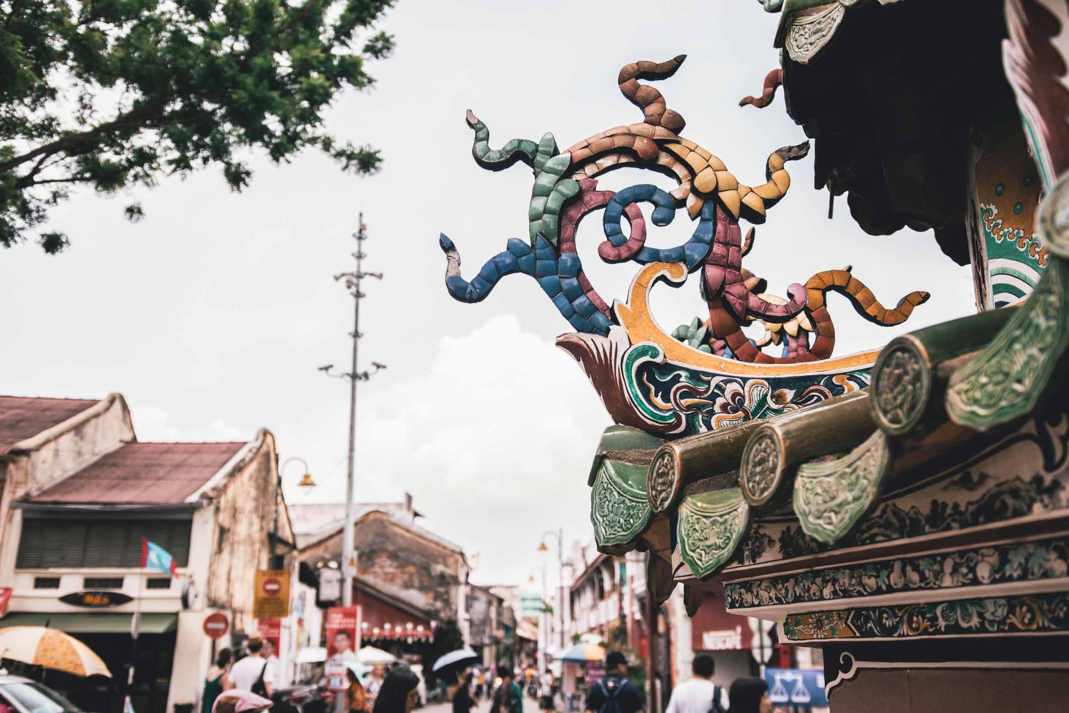 George Town Malaysia – Discover this Multi-Cultural City in Penang