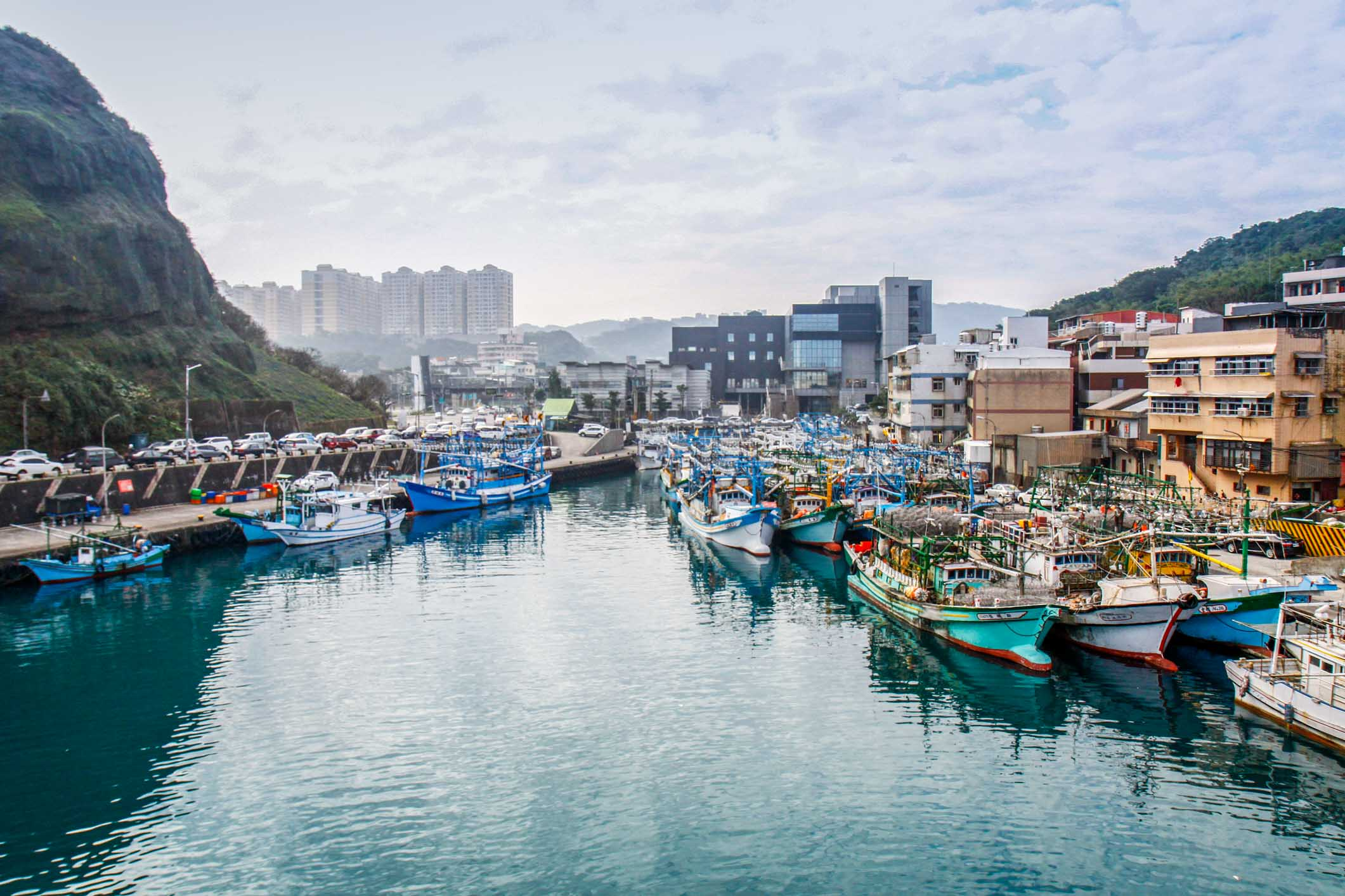 Keelung Taiwan – A Seafood Paradise Just North of Taipei
