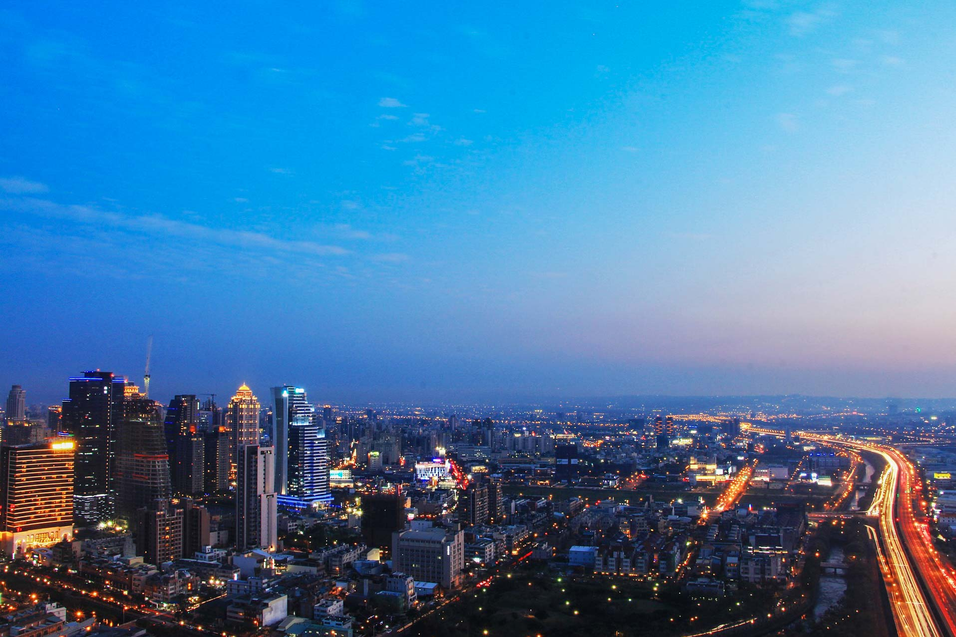 Taichung Taiwan – A Place For City-Slickers Who Also Love Nature