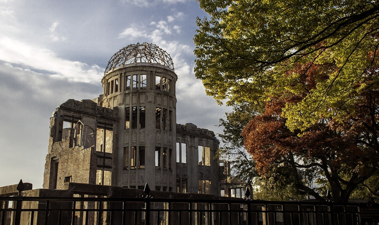 Best Things to do in Hiroshima Japan - Atomic Bomb Peace Park