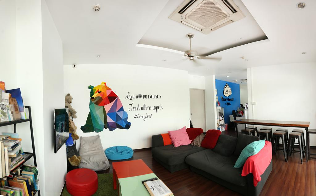 Hostel Singapore#7–The Beary Best! By a Beary Good Hostel 01