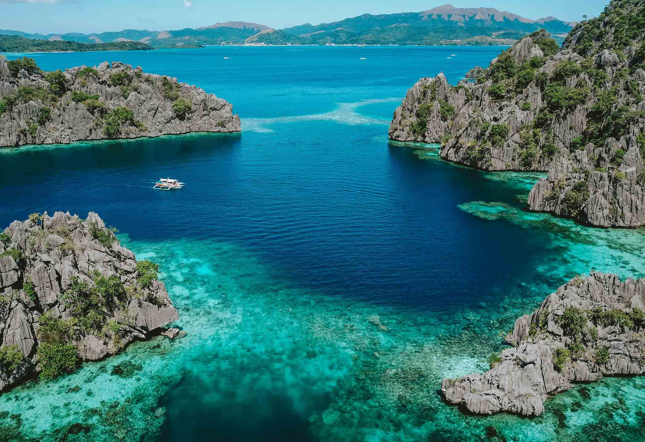 Coron Palawan - Travel Guide To Visit This Lovely Island in The Philippines 1