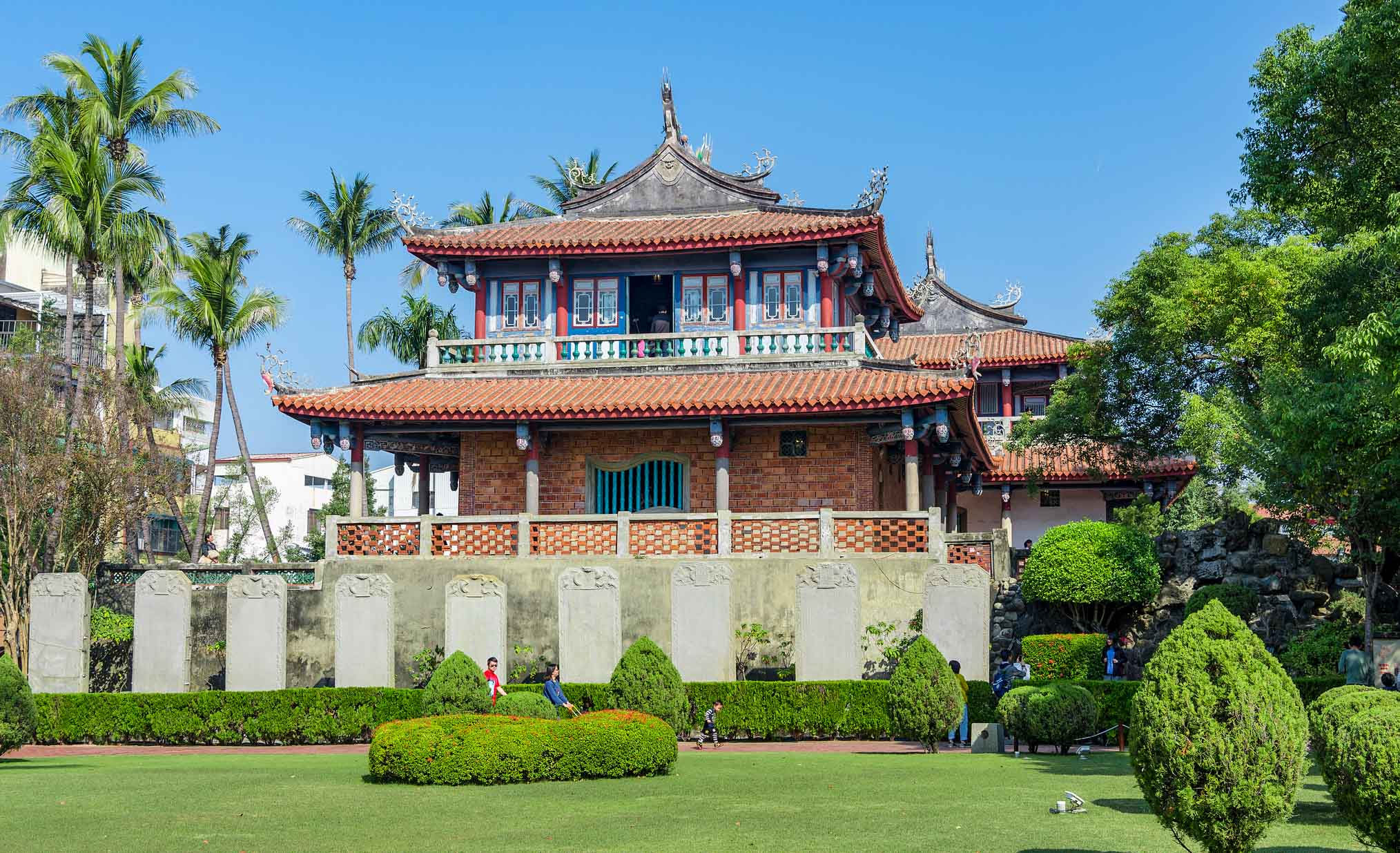 Things To Do in Tainan Taiwan#8 – Chihkan Towers (Fort Provintia) 3