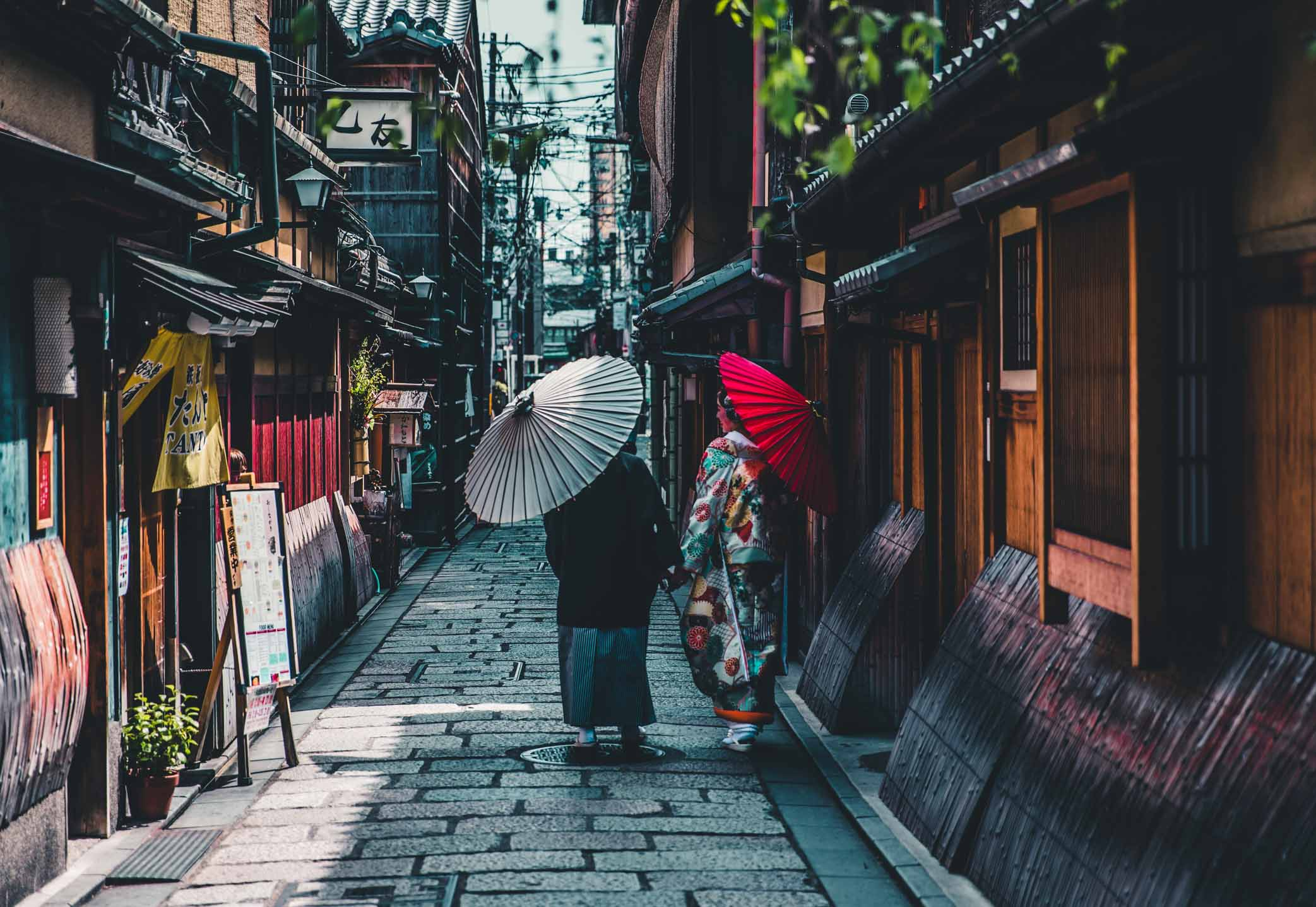 Where to stay in Kyoto Japan - Hotels Hostels Ryokan
