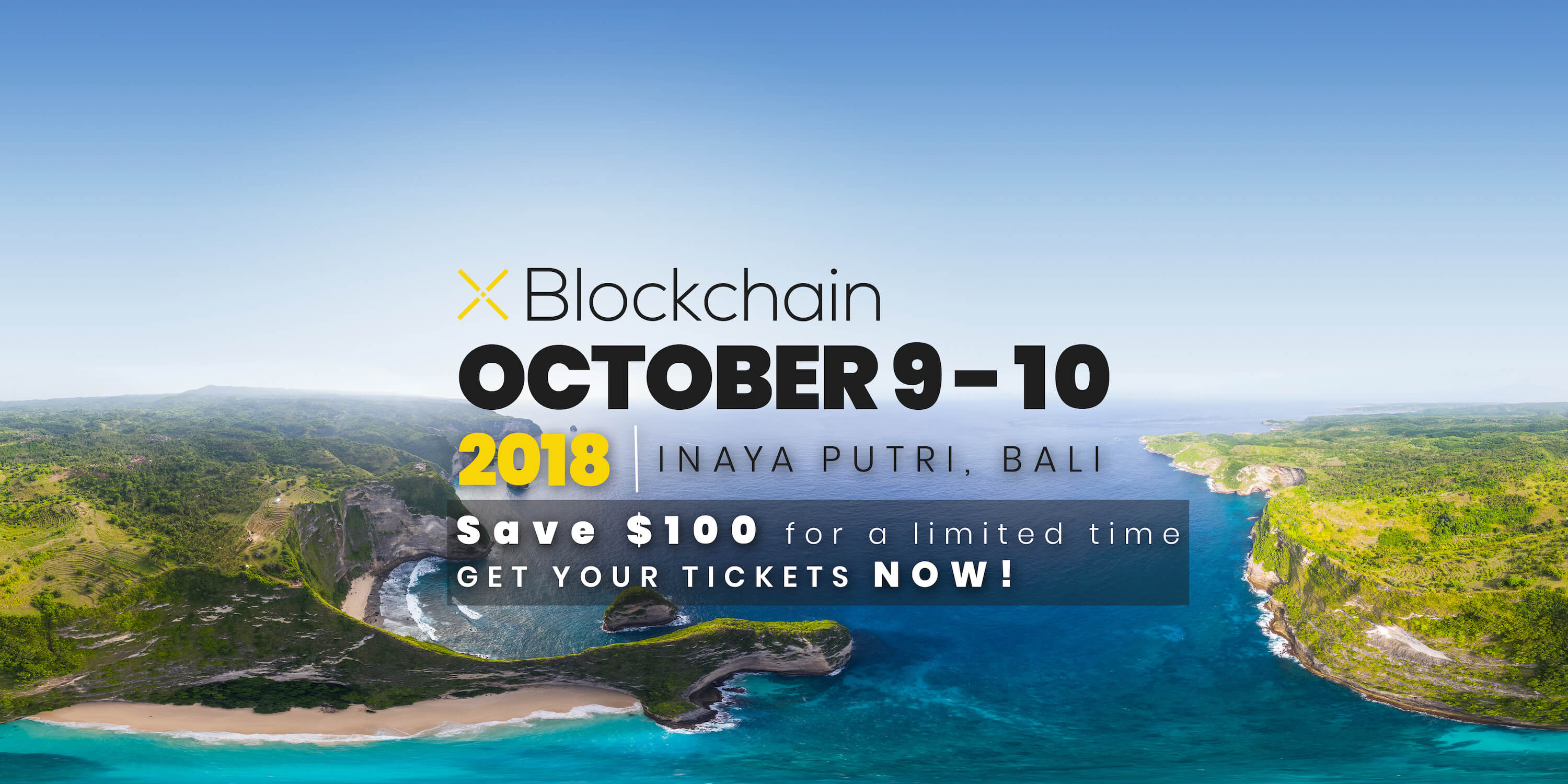 X BLOCKCHAIN Summit, Acara ABI