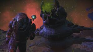 Image for No Man's Sky's latest expedition introduces ridable sandworms