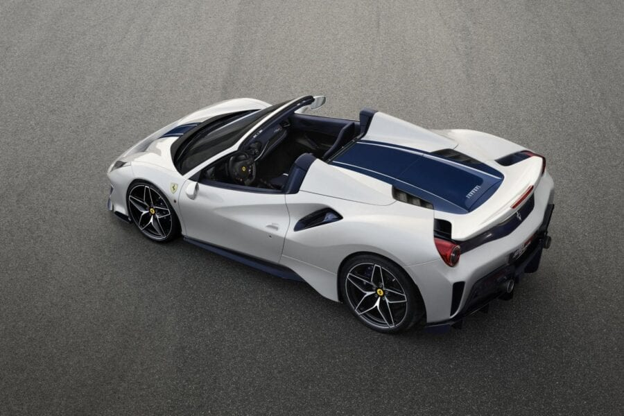 Ferrari 488 Pista Spider 2018 Price Photo Specifications Specifications Price Photo Avtotachki