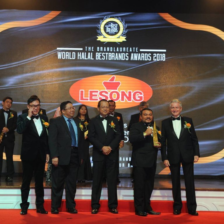 Minyak Cap lesong The BrandLaureate Award - World Halal Brand Award (Consumer-Cooking Oil)
