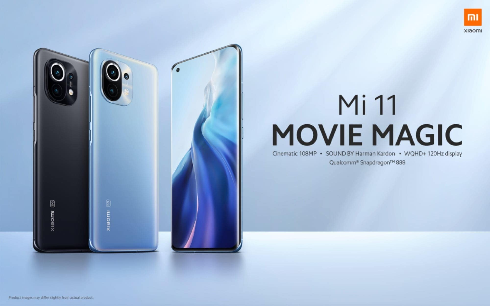 Mi 11 - เปิดตัว Mi 11 พร้อมด้วย Mi TV Q1 และ Mi Electric Scooter Pro 2 Mercedes-AMG Petronas F1 Team Edition