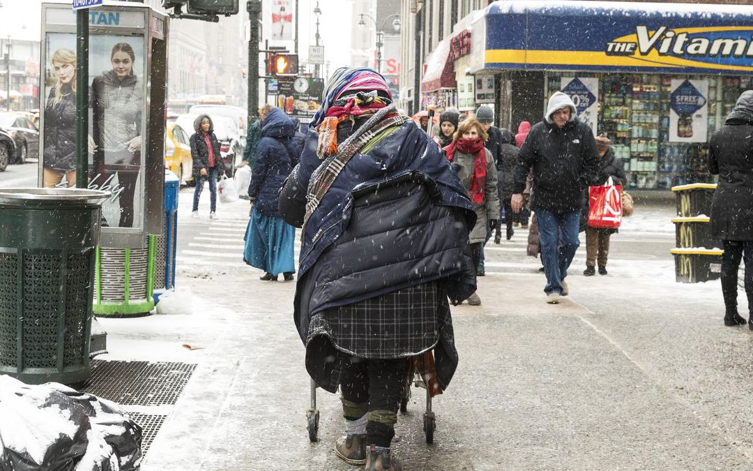 Shelter Drop In Sites In New York