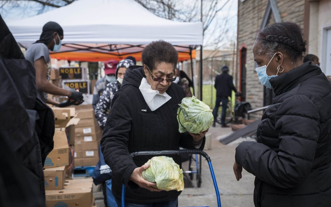 A Guide to Food Pantries and Meal Assistance in NYC