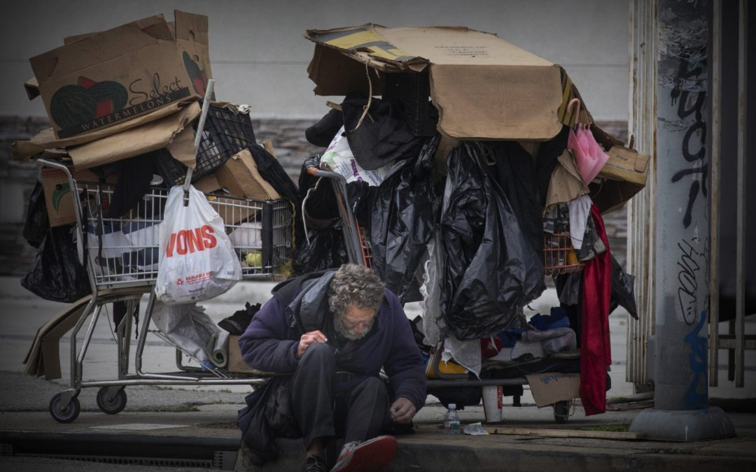 Pandemic Exacerbates Challenges of Homelessness