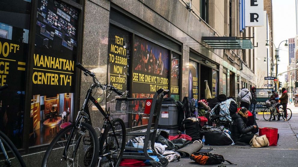 New York is Facing a Potential Explosion in Homelessness