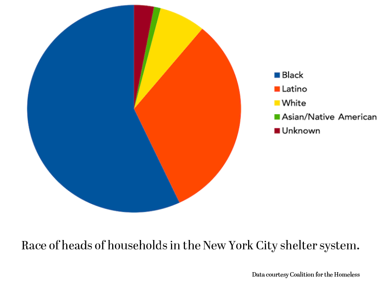 Why You Aren't Homeless: How Privilege & Fortune Shape the Shelter Census